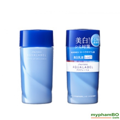 sua-duong-shiseido-aqualabel-white-up-emulsion-5