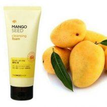 Sua-rua-mat-tu-xoai-Mango-Seed-Cleansing-Foam-100ml-The-face-shop-1