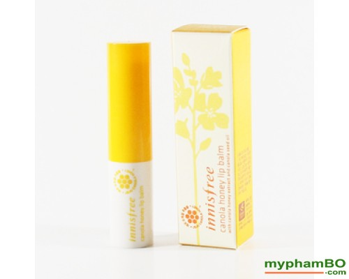 son-duong-moi-innisfree-canola-honey-lip-balm-11