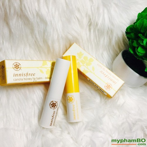 son-duong-moi-innisfree-canola-honey-lip-balm-3