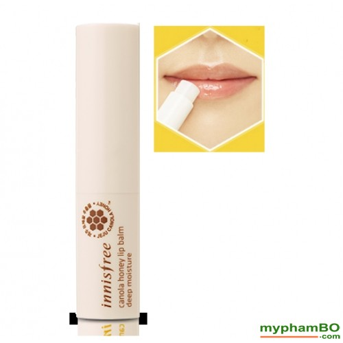 son-duong-moi-innisfree-canola-honey-lip-balm-8