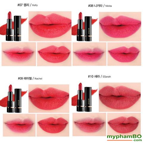 son-thoi-ecole-shine-black-lipstick-1