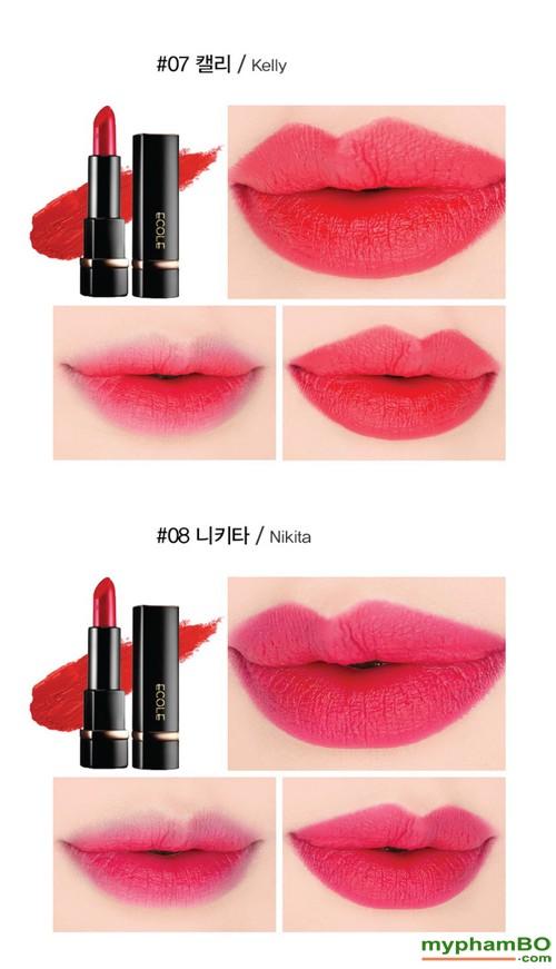son-thoi-ecole-shine-black-lipstick-10