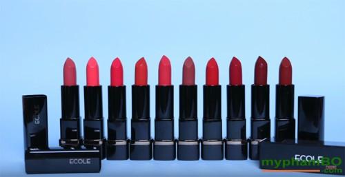 son-thoi-ecole-shine-black-lipstick-6