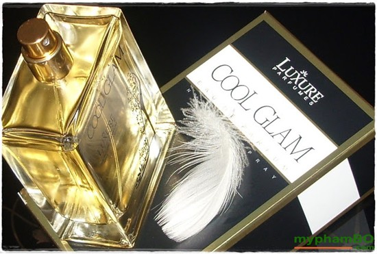 Nuc hoa Luxury Cool Glam - Luxure Parfumes (3)