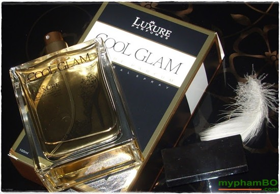 Nuc hoa Luxury Cool Glam - Luxure Parfumes (6)