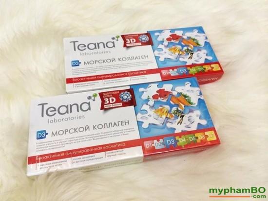 Serum Collagen tuoi Teana D3 Nga - chng nhan, chng loo hua da (6)