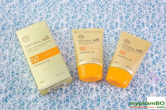 Kem chng nng Natural Sun Eco Power Long Lasting Sun Cream SPF50+ PA+++ (6)
