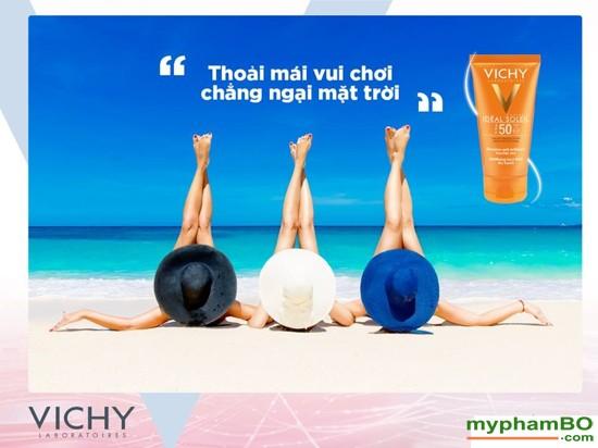 Kem chng nng Vichy Ideal Soleil SPF50+ Phop (3)