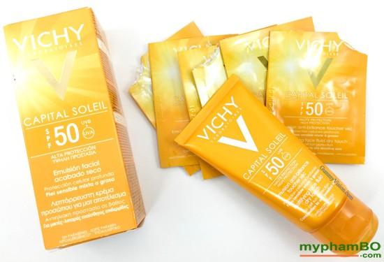 Kem chng nng Vichy Ideal Soleil SPF50+ Phop (8)