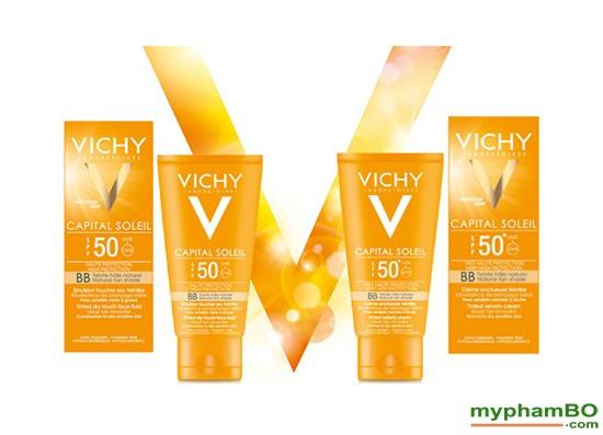 Kem chng nng Vichy Ideal Soleil SPF50+ Phop (9)