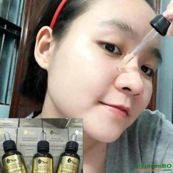Serum Vitamin C trng da, tr thom nom Ava Youth Activation (3)