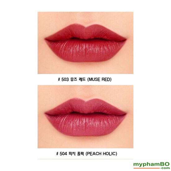 Son Thi Yur Lips Velvet Lipstick Hàn quc (7)