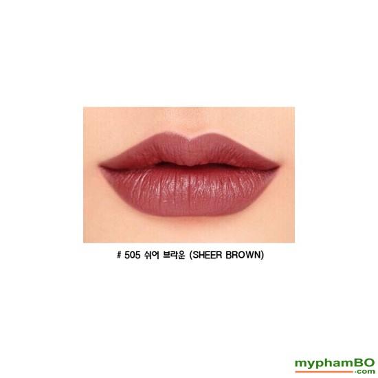Son Thi Yur Lips Velvet Lipstick Hàn quc (8)