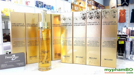 Tinh cht Collagen and Luxury Gold 3W Clinic (3)