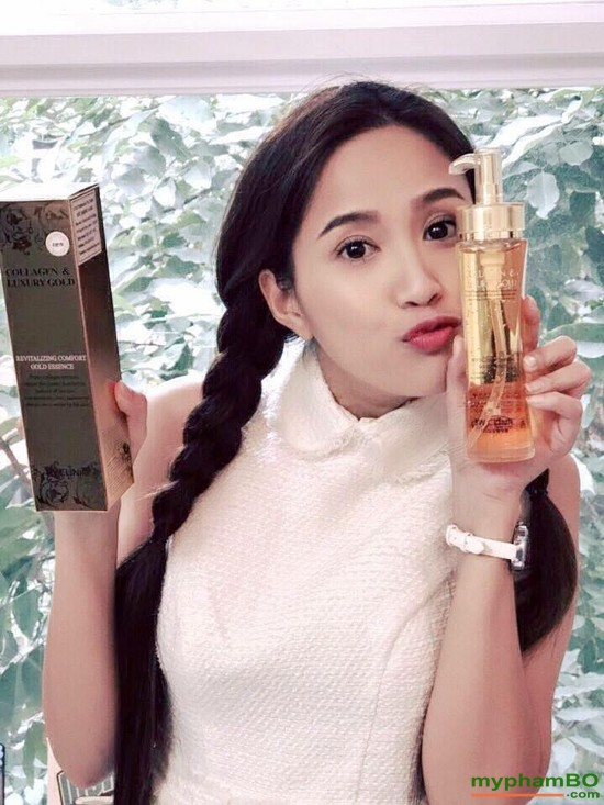 Tinh cht Collagen and Luxury Gold 3W Clinic (4)