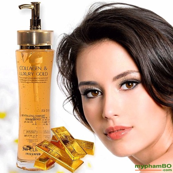 Tinh cht Collagen and Luxury Gold 3W Clinic (7)