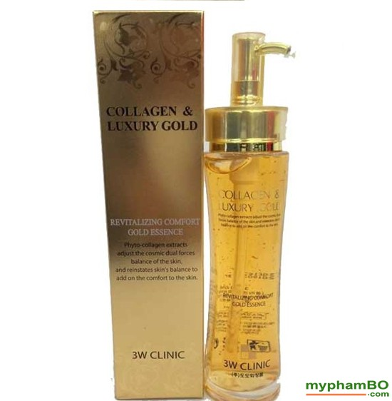Tinh cht Collagen and Luxury Gold 3W Clinic111