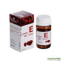 Vion ung Vitamin E Zentiva dp da chng loo hua,Vitamin E,,Vion ung Vitamin E,Nga,Vitamin E Zentiva (1)