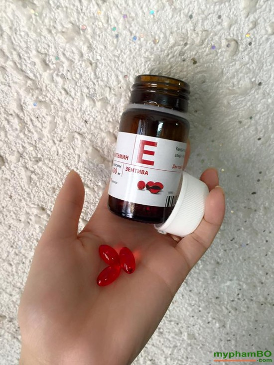 Vion ung Vitamin E Zentiva dp da chng loo hua,Vitamin E,,Vion ung Vitamin E,Nga,Vitamin E Zentiva (3)