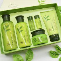 Bộ dưỡng trà xanh Innisfree Green Tea Balancing Special Skin Care Set 6in1 (13)