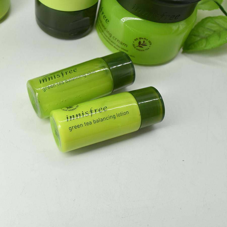 Bộ dưỡng trà xanh Innisfree Green Tea Balancing Special Skin Care Set 6in1 (15)