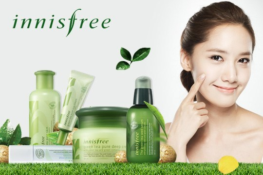 Bo duong da tra xanh mini Innisfree Green Tea Special Kit 4 in 1 (1)(1)