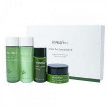 Bo duong da tra xanh mini Innisfree Green Tea Special Kit 4 in 1 (3)