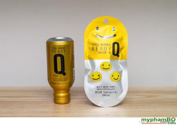 Keo Chong Say, Giai Ruou Ready Q Chew Tu Han Quoc (1)