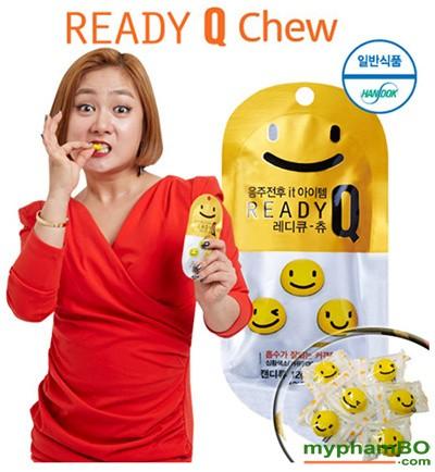 Keo Chong Say, Giai Ruou Ready Q Chew Tu Han Quoc (6)