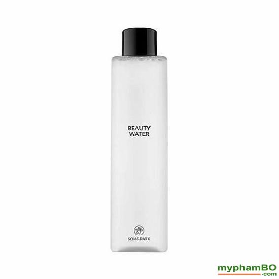 Nuc làm dp da Son & Park Beauty Water (8)