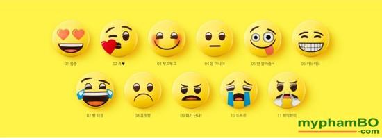 Phn Ph Kim Du Innisfree No Sebum Emoji - Hàn quc - Mineral Powder Emoji Limited Edition (3)
