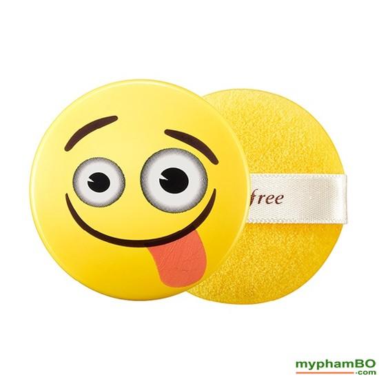 Phn Ph Kim Du Innisfree No Sebum Emoji - Hàn quc - Mineral Powder Emoji Limited Edition (4)