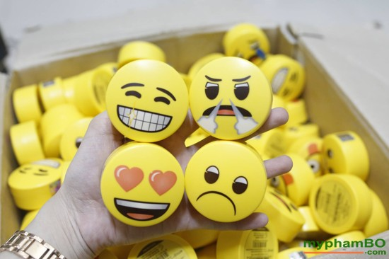 Phn Ph Kim Du Innisfree No Sebum Emoji - Hàn quc - Mineral Powder Emoji Limited Edition (5)
