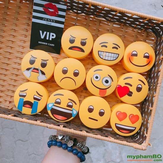 Phn Ph Kim Du Innisfree No Sebum Emoji - Hàn quc - Mineral Powder Emoji Limited Edition (6)