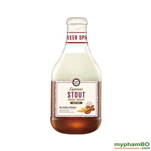 Sua tam bia Happy Bath Beer Spa 300ml - Han quoc (3)(1)