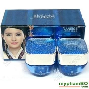 B laneige 2 in 1 xanh dc tr nom tàn nhang và dung trng (1)