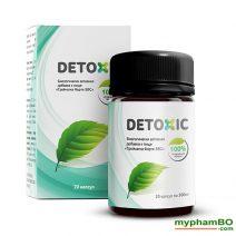 Detoxic diet ky sinh trung - cai thien tieu hoa tang cuong suc khoe
