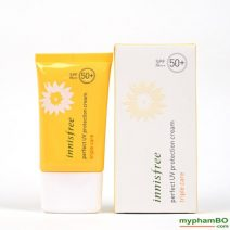 Kem chng nng Innisfree perfect uv protection cream Triple Care