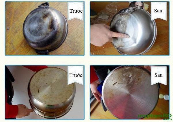 Kem tay rua da nang nha bep Oven Cookware Cleaner 500g (5)