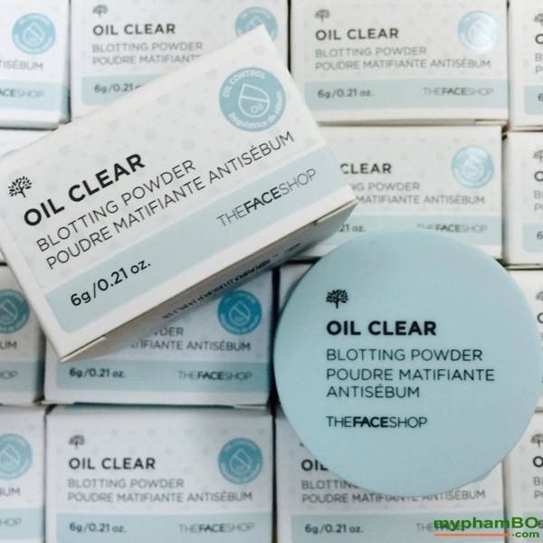 Phan Phu Bot Kiem Dau Trong Suot Oil Clear Blotting Powder (2)