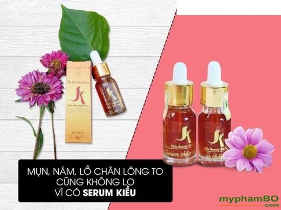 Serum Tho Duc Kiu Beauty Queen - Dung Trng, Tr Mn, Tr Nom (1)