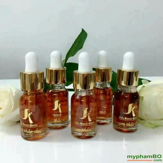 Serum Tho Duc Kiu Beauty Queen - Dung Trng, Tr Mn, Tr Nom (2)