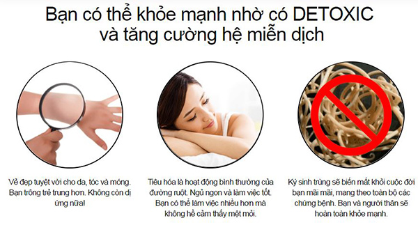 detoxic diet ky sinh trung - cai thien tieu hoa tang cuong suc khoe (2)2