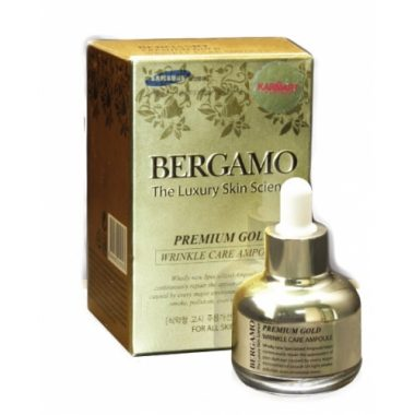 BERGAMO The Luxury Skin Science Premium Gold 30ml – Han Quoc (2)