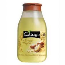 Sua tam cottage phap 250ml - Tinh dau argan oil (1)(1)