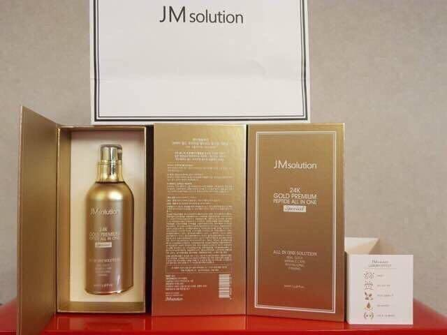 Tinh chat JMsolution 24K Gold Premium Peptide All-in-one Special Han Quoc (6)