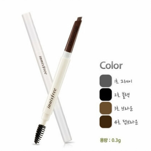 Chi Ke May Innisfree Auto Eyebrow Pencil - Han quoc (1)