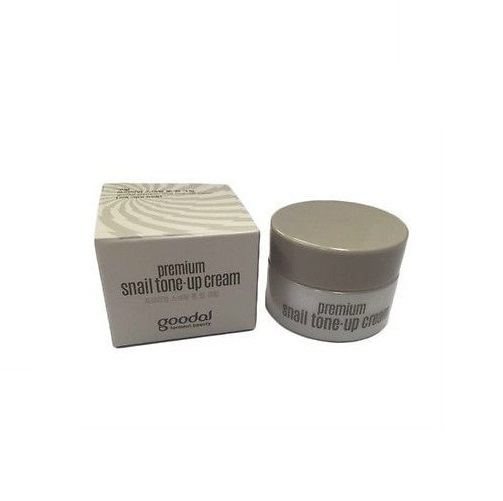 Kem duong oc sen Mini Goodal Premium Snail Tone-Up Cream 10ml (7)