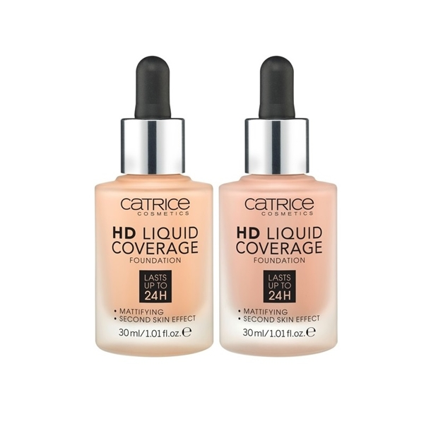 Kem nen Catrice HD Liquid Coverage Foundation - Duc (4)